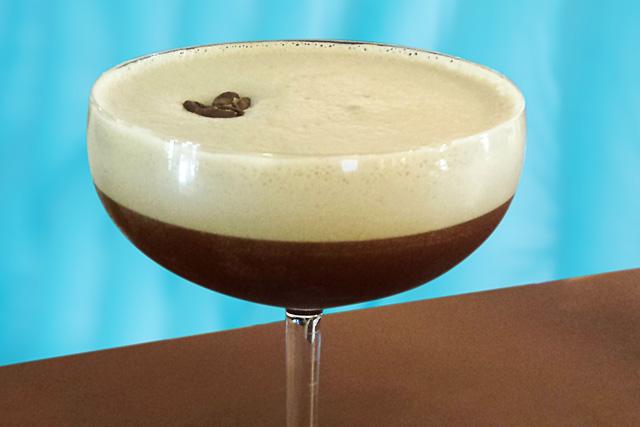 Espresso Martini recipe, Old Stocks Inn, Cotswolds