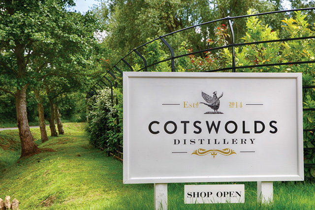 Meet the Old Stocks Inn Supplier: The Cotswold Distillery