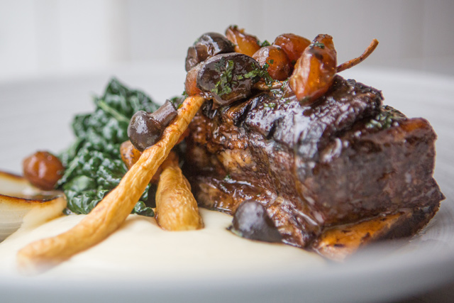 Taste of Britain: The Old Stocks Inn - favourite British ingredients