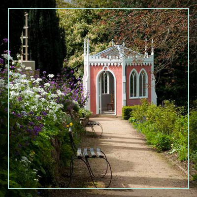 Painswick Rococo Garden: Cotswold Bucket List, The Old Stocks Inn