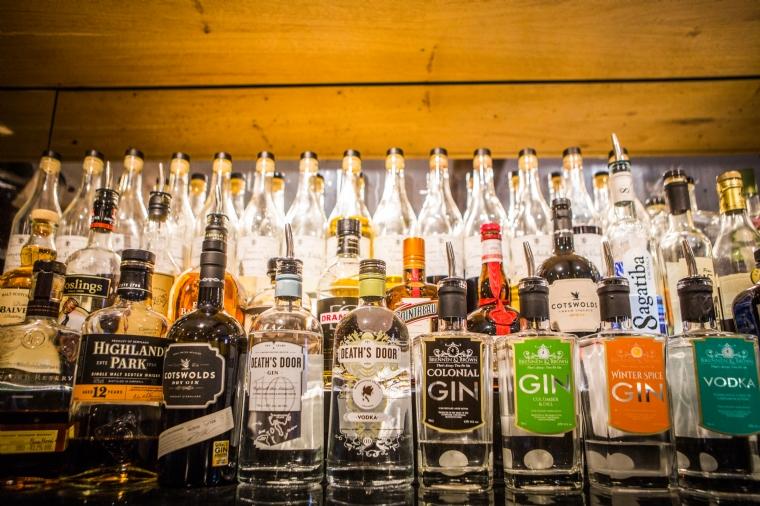 Old Stocks Inn Cocktail