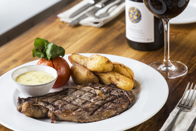 Steak night offers, The Old Stocks Inn, Stow-on-the-Wold