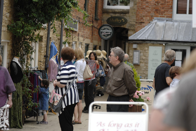 Independent shops and boutiques, The Old Stocks Inn, Stow-on-the-Wold