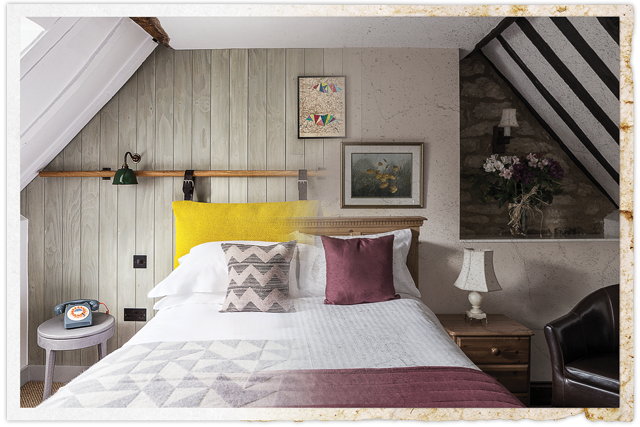 The Story So Far: The Old Stocks Inn, Cotswolds