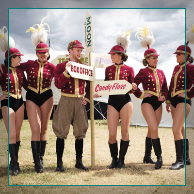Giffords Circus: Cotswold Bucket List, The Old Stocks Inn