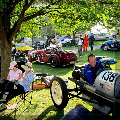 Prescott Speed Hill Climb: Cotswold Bucket List, The Old Stocks Inn