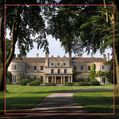 Lucknam Park Afternoon Tea: Cotswold Bucket List, The Old Stocks Inn