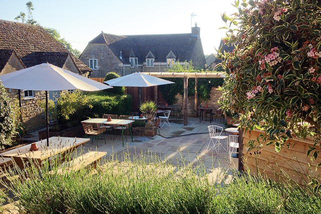 Summer Stow Away Bed and Breakfast Offer, The Old Stocks Inn, Cotswolds