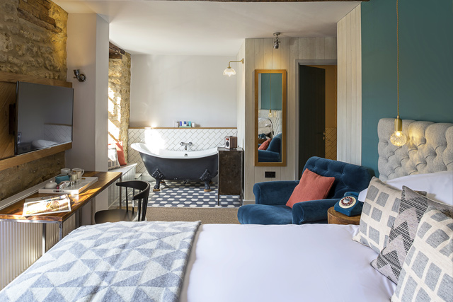 AA 5-Star Rated Hotel, Old Stocks Inn, Cotswolds