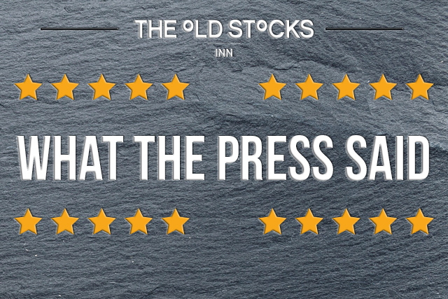 Media Coverage: The Old Stocks Inn, Cotswolds